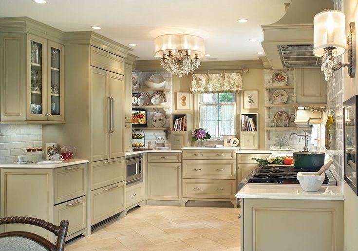 Newest Kitchen Light Fixtures For Luxury Interior Design Trends With Ceramic Tiles Flooring Ideas | Antiquesl.com
