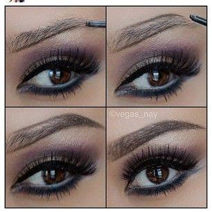 Best 30 Eyebrow: Fill in & Shaping ideas on Pinterest ...