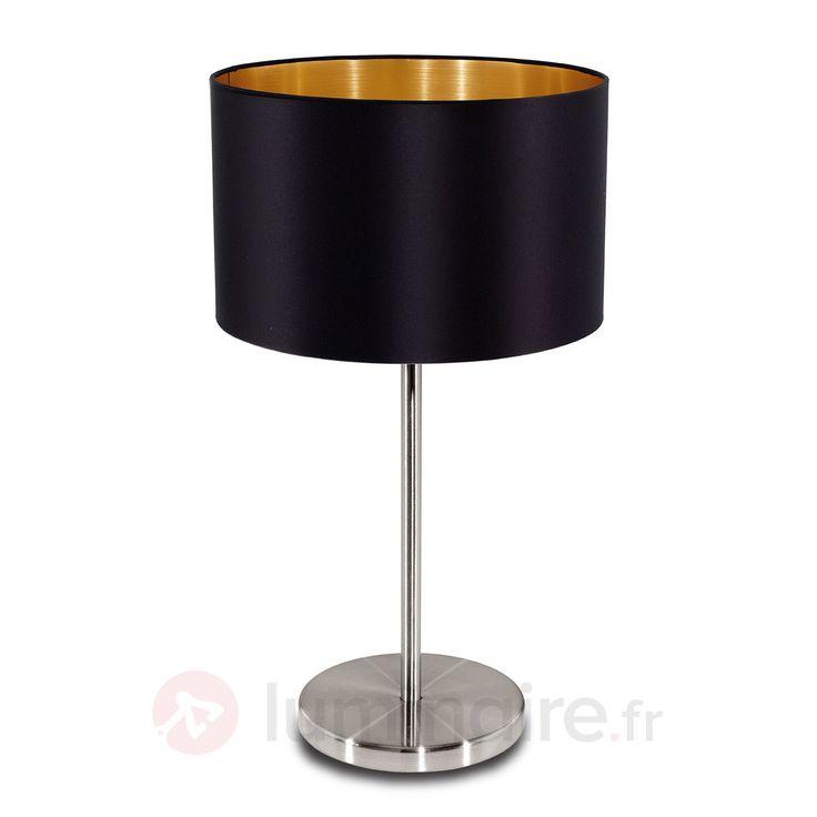 Ideal Lampe poser simple textile Lecio