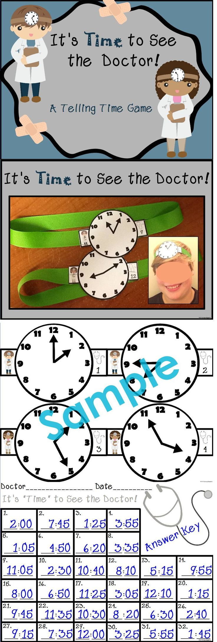 Maths frame telling the time game