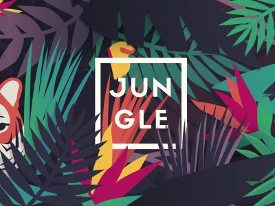 Jungle #2 by Les Indiens