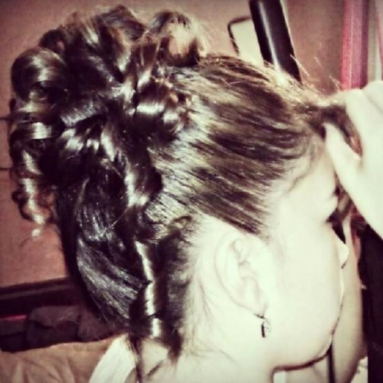 Prom Hairstyles 90s : Best images about s hairstyles on brad