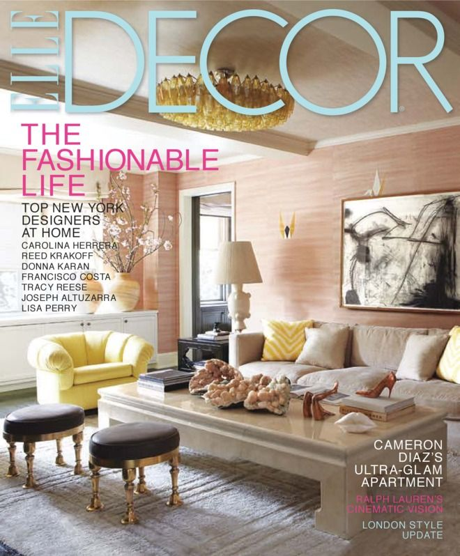 Home Interior Magazines: 1000+ Images About ELLE DECOR On Pinterest