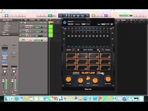How to make a beat using logic pro x