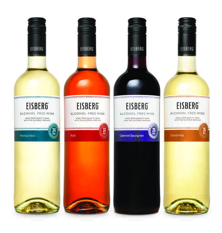 Eisberg Non-Alcoholic Wine – Blog Anniversary Giveaway