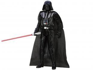 Não vai faltar ação com esse super boneco Star Wars Rebels Darth Vader. Inspirado na Saga Star Wars, reviva situações da série com sua imaginação para deixar a aventura ainda mais emocionante. Você pode trazer o melhor do Star Wars para sua casa, chame seus amigos para viverem grandes aventuras com este personagem incrível.