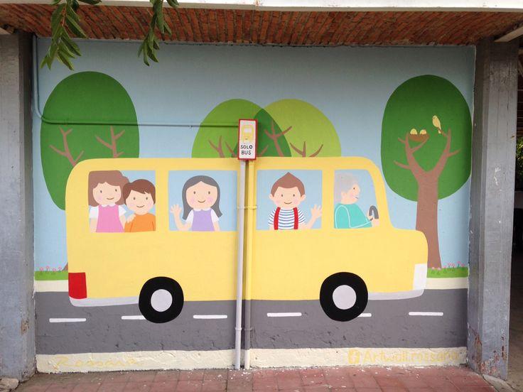 Murales en escuelas de Guadalajara. #proyectodearteurbano #arteentuescuela #artwall #murales