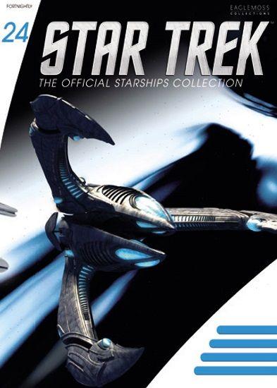 Pré-Encomenda:  Star Trek Official Starships Collection Magazine with Model 24 Xindi-Insectoid Starship  Para mais informações clica no seguinte link: http://buff.ly/1pWnIMX  #ToyArt #Eaglemoss #StarTrek