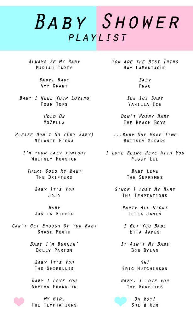e26814918efdf714bd1723bae34f45ff--shower-time-boy-shower Baby Shower Playlist Songs