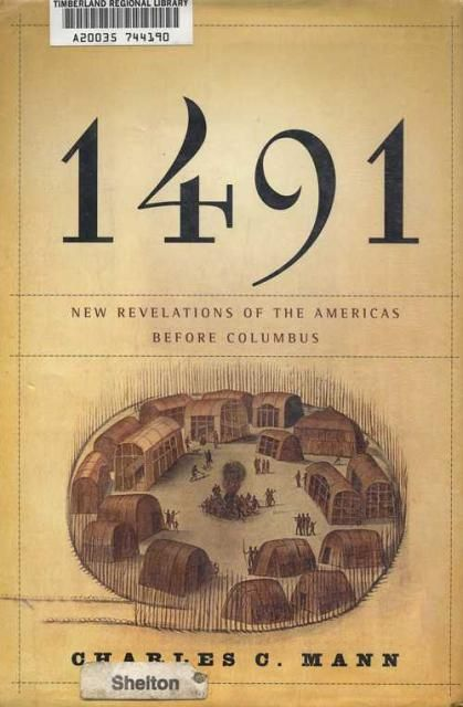 1491 book review Librarything review user review - liscarey - wwwlibrarythingcom this is an abridged edition, which i normally avoid, but it's still a substantial and fascinating history of the pre-columbus cultures of the americas.