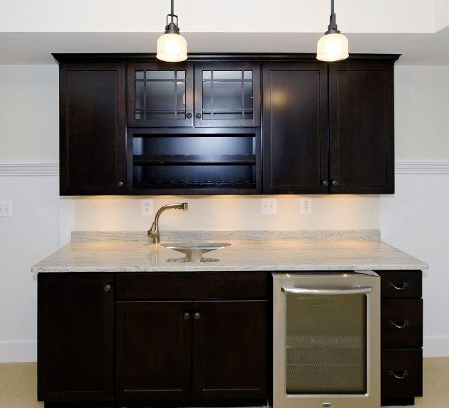 """Merrilat Kitchen Cabinets: Merillat Maple """"kona"""""""
