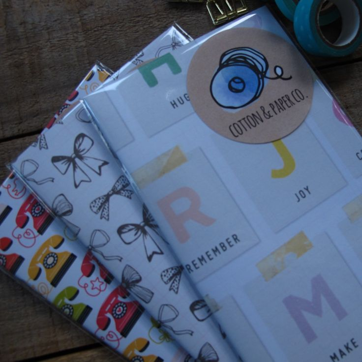 Booklets heading off to their new home today. Made and packed with love 💝