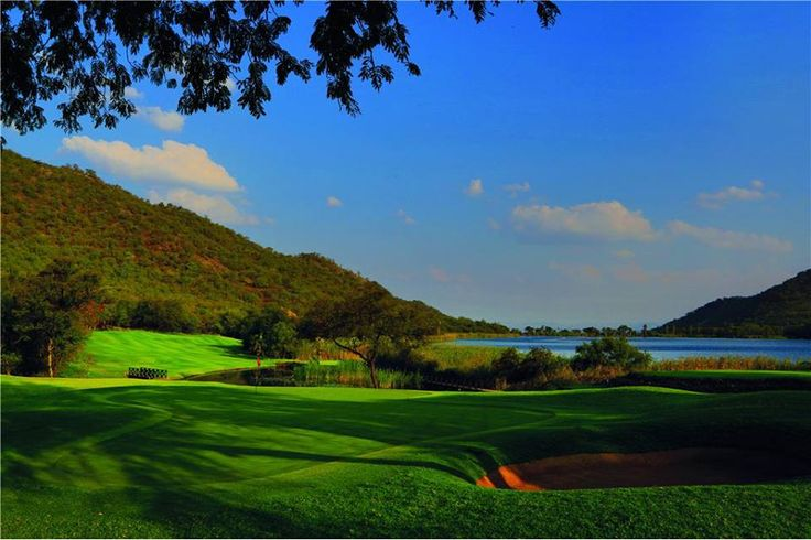 Tee off on the Famous Gary Player golf course.