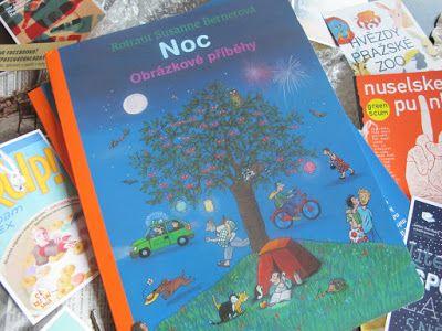 Noc. Obrázkové příběhy - Knihy dětem