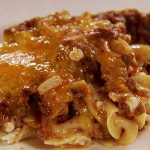Sour Cream Noodle Bake (1) From: Guru To The Outdoors, please visit