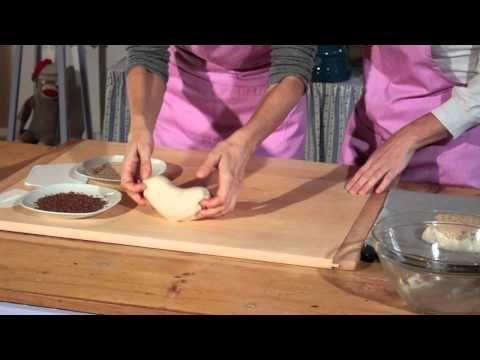 Pane Bianco Cloé fatto in casa - YouTube