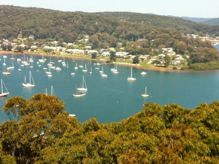Hardy's Bay from Stroms Lookout