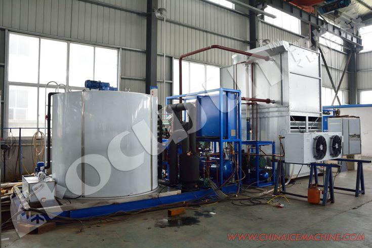 Focusun flake ice machine,from 1ton to 60ton per day, fresh water or seawater, land or marine, based on your special requirement. If you are interest, please contact us without hesitation. emial: ice_cooling_066@focusun.com