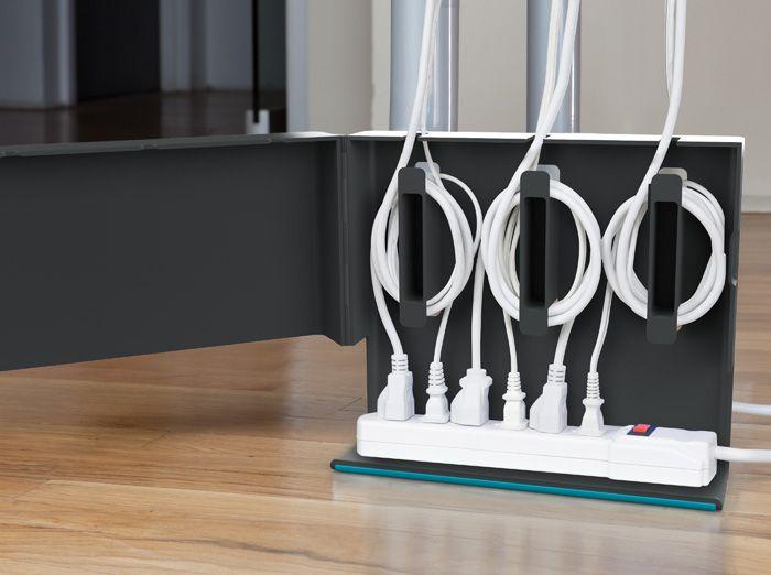 Arbeitsplatz Drucker Wohnzimmer Verstecken. die besten 25+ kabel ...