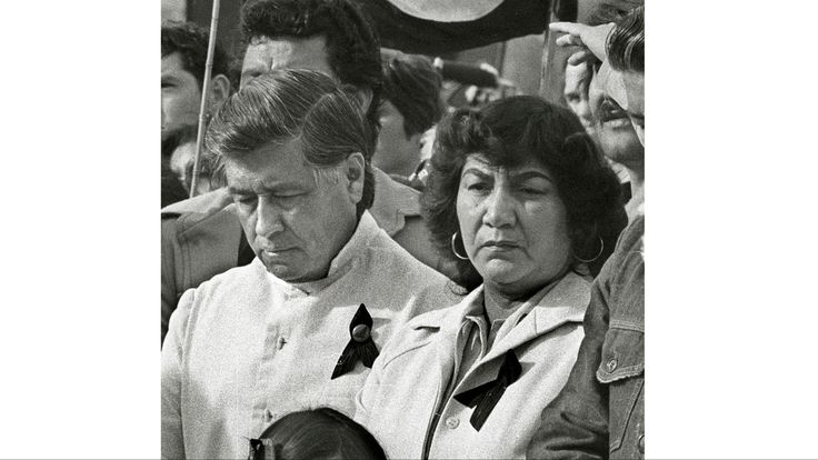 On Tuesday, Hillary Clinton released a statement expressing her condolences following the death of activist Helen Chavez. The widow of Cesar Chavez, her and her husband worked to build the farmwork…