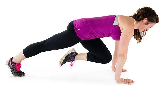 Best 25 Mountain Climbers Ideas On Pinterest Legs Fat