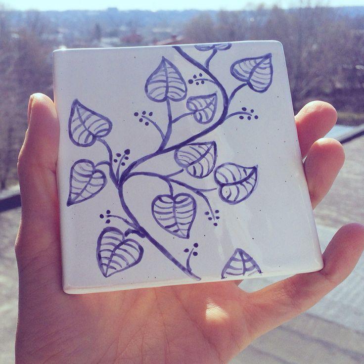 Handmade tile. Керамика. Ceramics. Плитка ручной работы