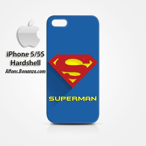 Superman Superhero iPhone 5 5s Hardshell Case