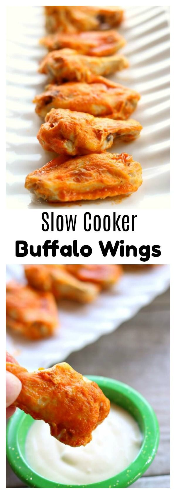 how to cook frozen chicken wings in slow cooker