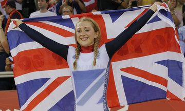 Laura Trott On Inspiring The Next Generation Of Girls To Do Sport