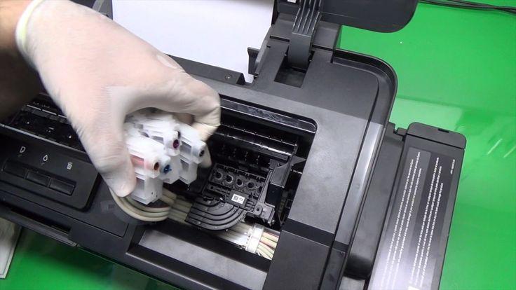 Falhas de Impressão na Epson L1300, L1800 e Similares - SULINK