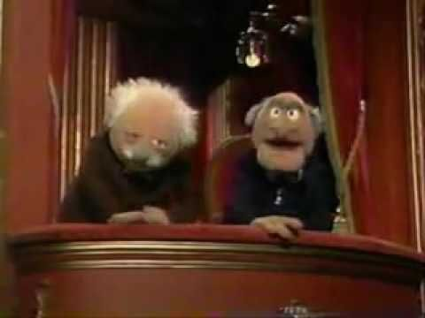 the best of Statler and waldorf - YouTube