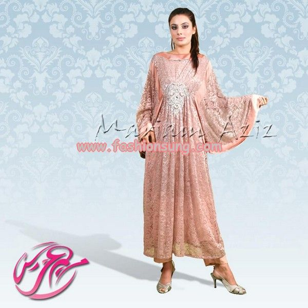 Mariam Aziz Formal Wear Collection 2013 For Women