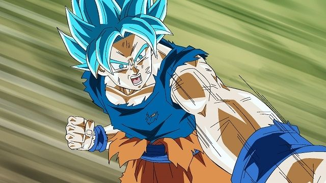 Goku Vs Kefla Super Saiyan Blue Defeated Dragon Ball Super Dragon Ball Dragon Ball Art