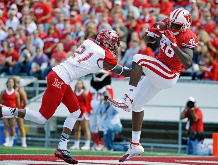Wisconsin Football - Badgers Photos - ESPN