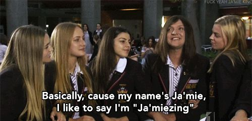 Meet Ja'mie | Moments You Missed On The First Episode Of Ja'mie: Private School Girl