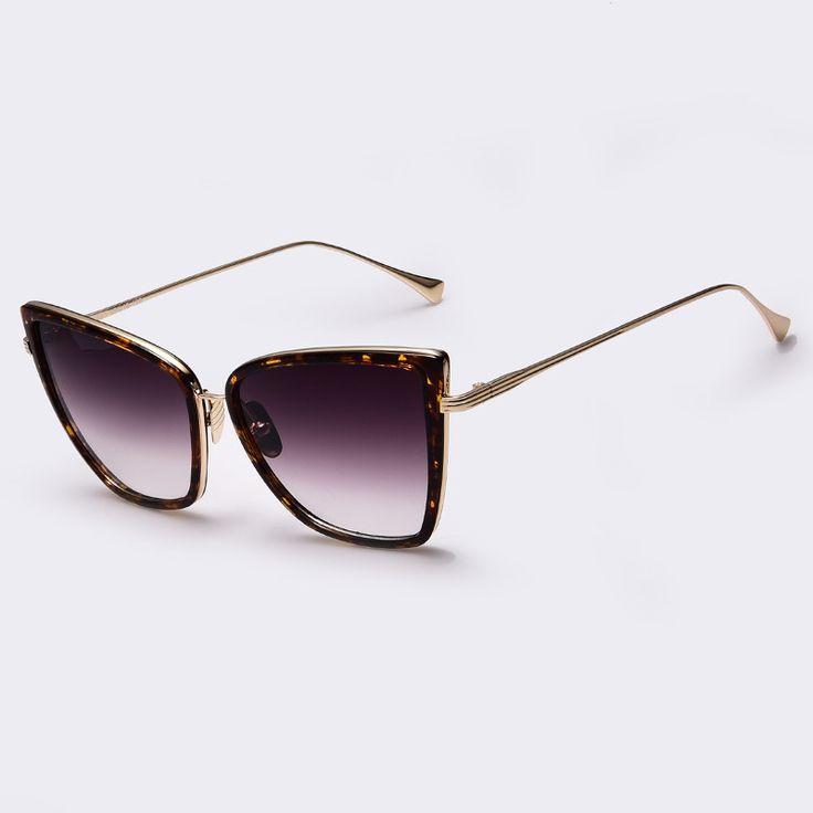 Spoil Me Cat Eye Sunglasses