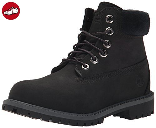 A13KE|Timberland 6-Inch Premium Boot Shearling Black|39,5 - Timberland schuhe (*Partner-Link)