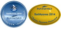 Charter with confidence, guaranteed by PANTAENIUS