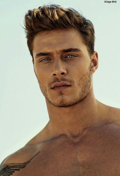 Life Comes From Men Burak Kilic Turkish Model Blonde
