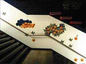 Laranjeiras - Metro Station
