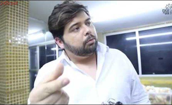 """Gustavo Mendes critica Danilo Gentili: """"doença ou dinheiro"""""""