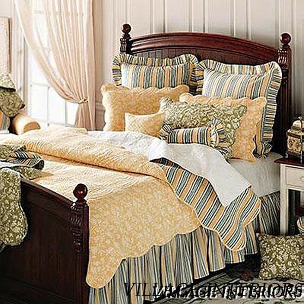 Country Bedroom Color Schemes: Chicken Coop Color Scheme