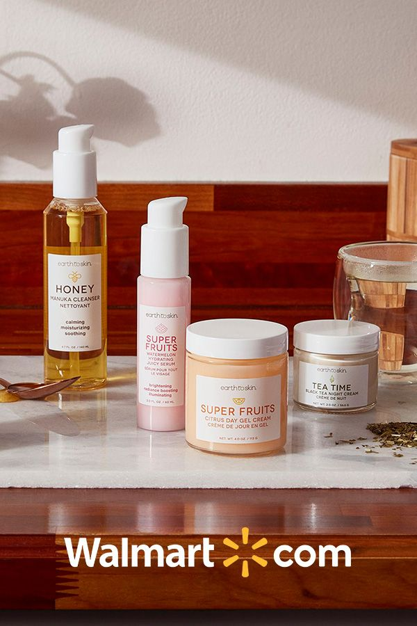 Shop Organic Natural Beauty With Earth To Skin Products