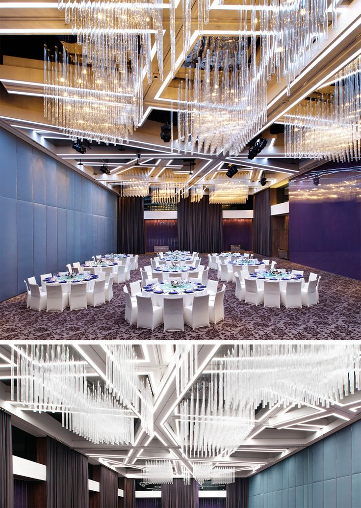 W Taipei :: Mega Room Amazing Ceiling