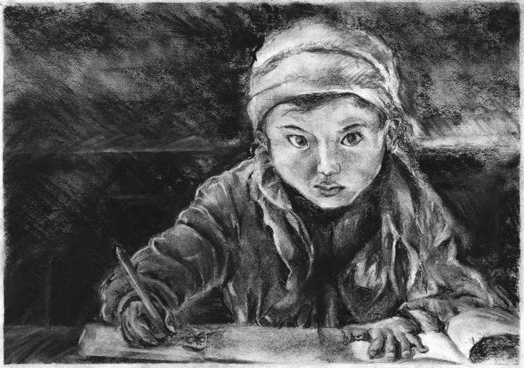 Medaile škole za kolekci malby a kresby: Tse Lok Yiu Yobi (16 let), Simply Art, Hong Kong, Čína