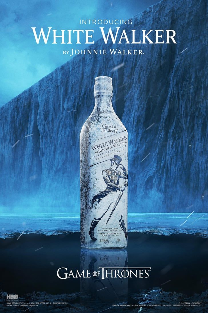 Winter Is Here Johnnie Walker Just Released 9 Game Of Thrones Inspired Whiskies Johnnie Walker Whisky Whisky Collection