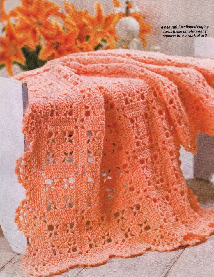 Crochet Stitches Intermediate : 1000+ images about Crochet - Intermediate Afghans, Blankets and Throws ...