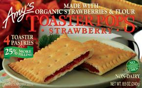 Amy S Kitchen Toaster Pops