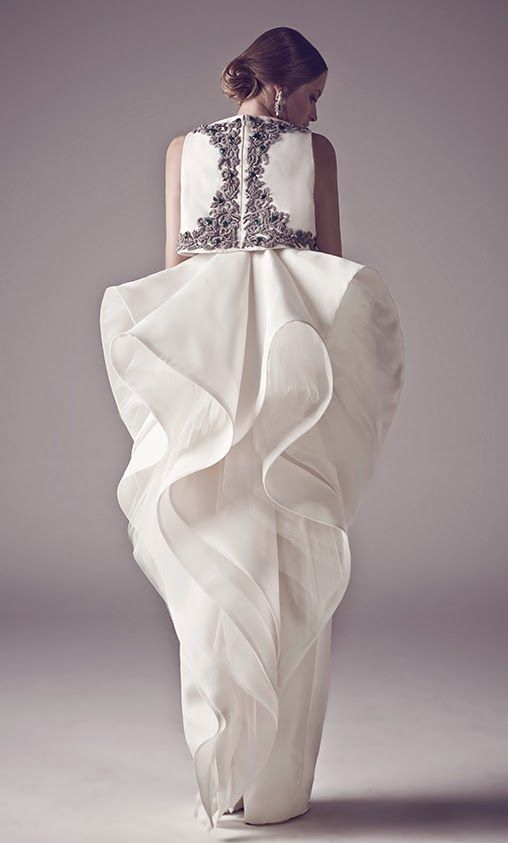 The Exiled Queen > by #Saudi Fashion Designer Mohammed Ashi Launches Latest Collection | Oasis Unedited