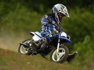 Dirt bike for kids